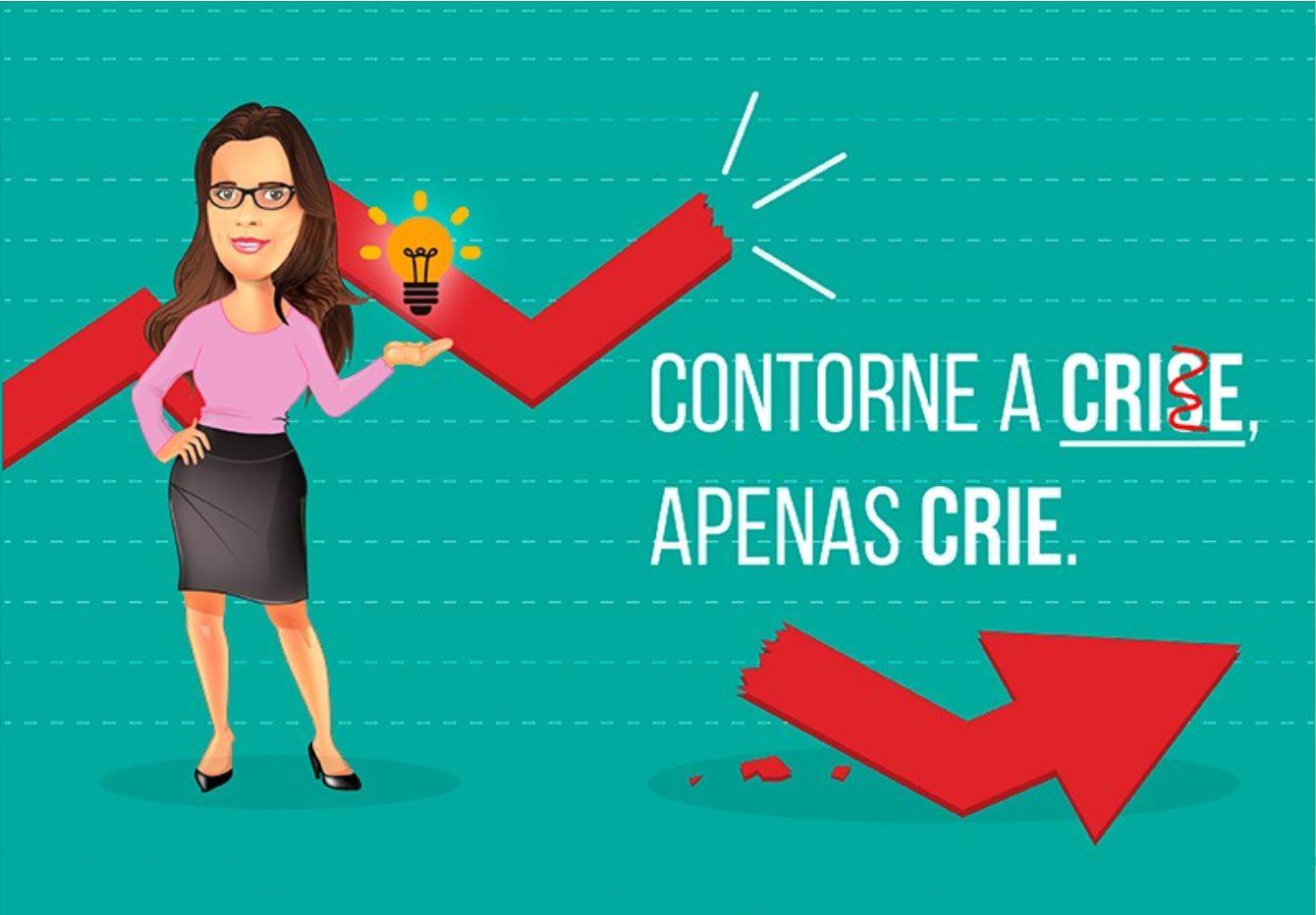Como você encara a crise? BG Comunicação e Marketing