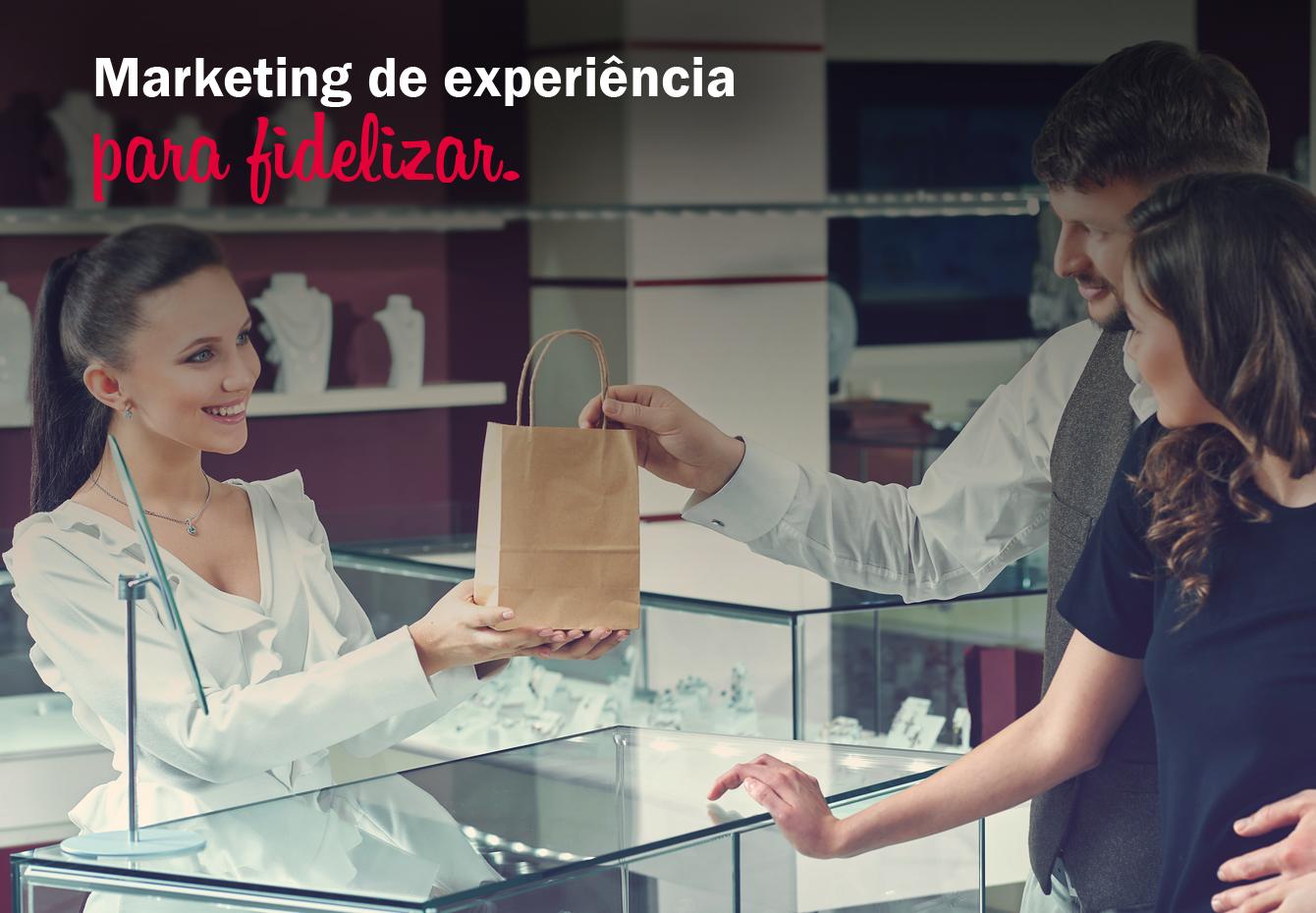 Marketing de experiência: estimula o consumidor e conecta com a marca. BG Comunicação e Marketing