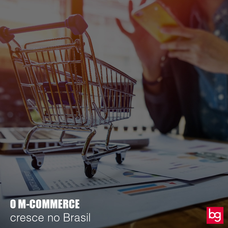 Já ouviu falar em m-commerce?