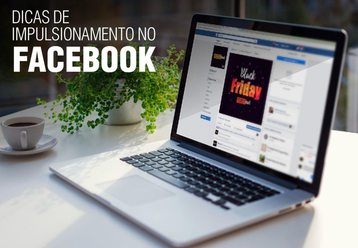 dicas impulsionamento Facebook - BG Comunicação e Marketing