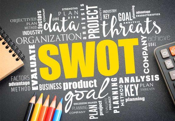 Análise SWOT - Desvendando o mistério.